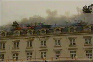 Bbc Devon Fire At Grand Hotel On Plymouth Hoe