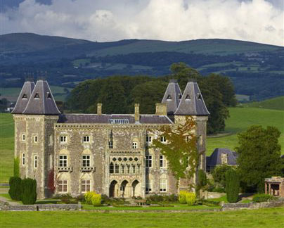Newton House at Dinefwr. Image courtesy of the National Trust Photo Library/David Norton