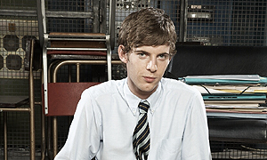 Adam, played by Luke Treadaway
