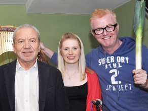 Lord Sugar on the Chris Evans Breakfast Show