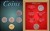 'Anglo-Saxon Coins' activity - the game