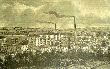 Your Place And Mine - Armagh - Bessbrook Mill and Mill House
