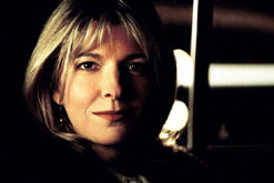 Image: Jemma Redgrave as Emily Tuthill in BBC Two's new drama 'The Grid'