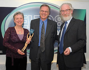 Nuala O'Sullivan, Andrew Thompson, Professor David Crystal