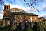 Image of the Holy Trinity Parish Church, Freckleton