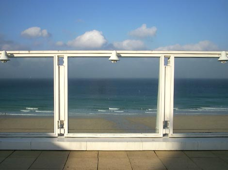 View from the Tate St Ives