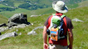 Hiking with a rucksack © 'Matti Juvonen - Fotolia.com'