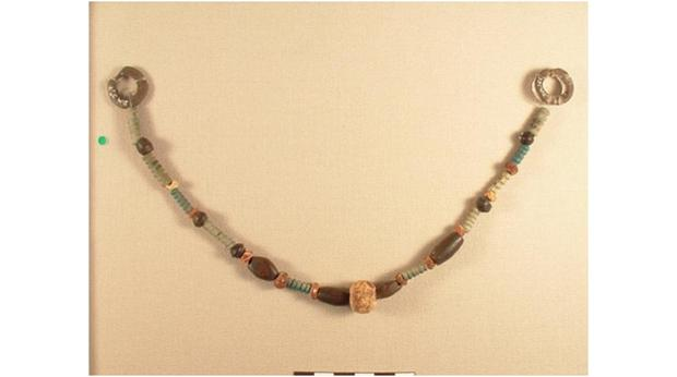 Bell Barrow Amber Necklace