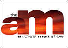 A graphic of the Andrew Marr Show