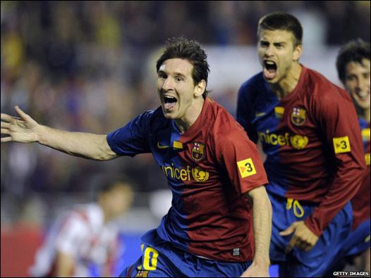 BBC Indonesia - Olahraga - Lihat aksi Messi sepanjang 2009