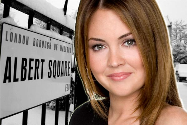 How will Stacey Branning leave Albert Square?