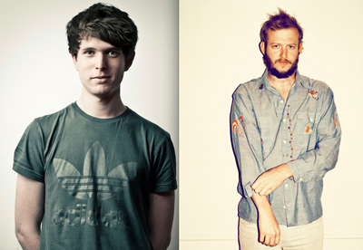Bon Iver and James Blake