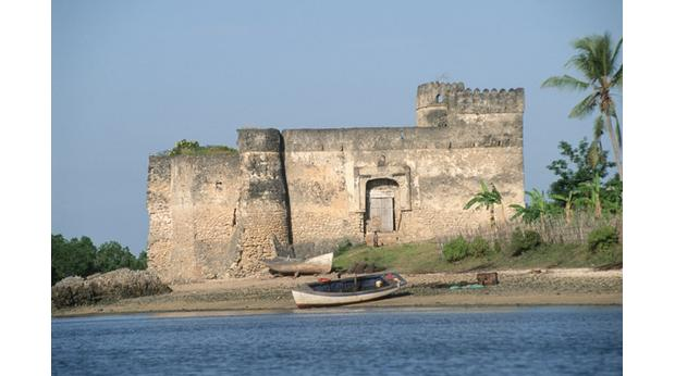 Gerezani Fort, Kilwa Kisiwani, south coast, Tanzania. Paul Joynson Hicks