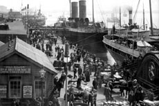 Bbc Legacies Immigration And Emigration England