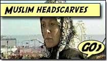Muslim headscarves