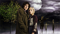 Alan Davies and Sheridan Smith return in a new episode of Jonathan Creek