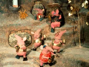 The Clangers and the Soup Dragon