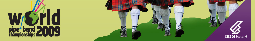 World Pipe Band Championships 2009