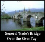 General Wade's Bridge over the Tay