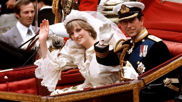 Diana And Charles Wedding.Bbc History Prince Charles And Lady Diana Spencer S
