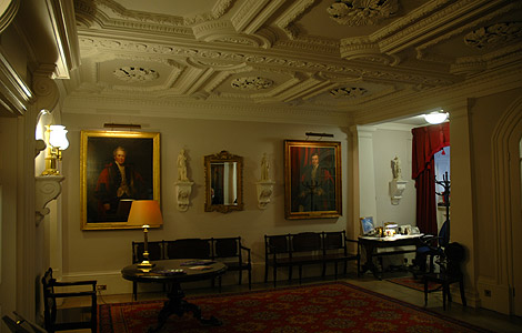 Inside The Mansion House Inside Mansion House Old English Sheepdog Kent
