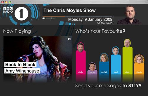 BBC - Radio Labs: Visual radio launches!