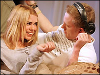 Billie Piper and Laurence Fox in Treats
