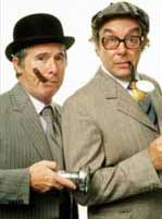 Morecambe and Wise: A class of their own