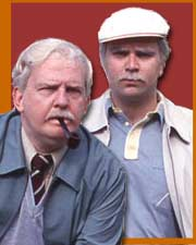 Ford and Greg as Jack and Victor