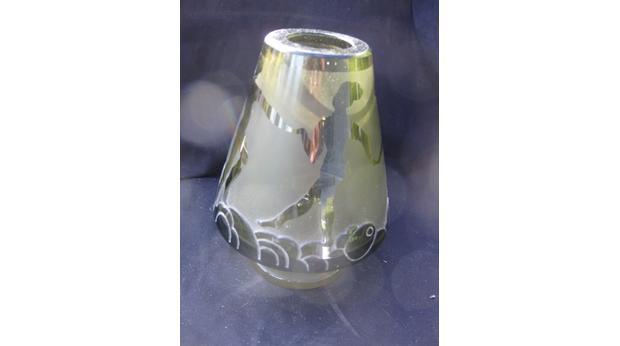 Bbc A History Of The World Object Art Deco Etched Vase
