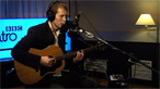 Alan Pownall performs Chasing Time live in session at Maida Vale
