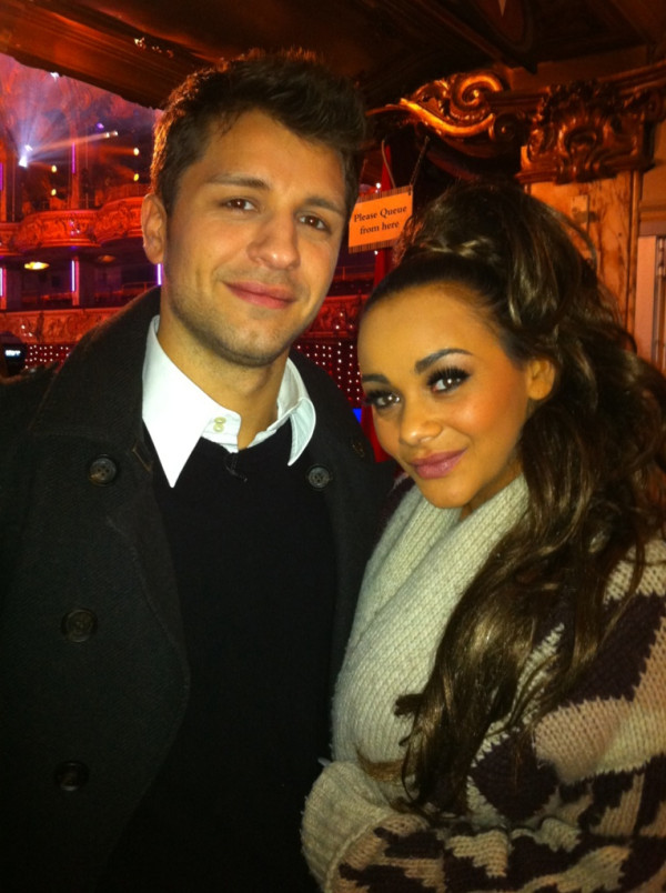 Chelsee Healey and Pasha Kovalev