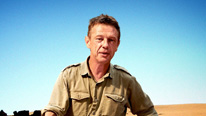 Andy Kershaw treks across the globe for Music Planet