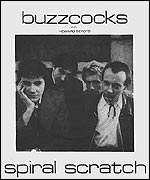 Buzzcocks - Spiral Scratch EP