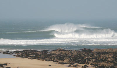 Bbc Wales Surfing Ecards Freshwater West