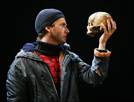 Hamlet at the RSC (2008)