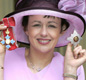 Tanni was made a Dame by the Queen in 2005.