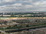 Webcam view of the London 2012 Olympic stadium