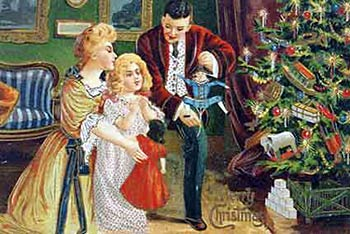 BBC - History - British History in depth: Ten Ages of Christmas