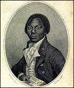 Portrait of Equiano (National Martitime Museum)