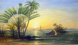 Galle Harbour, by Nicholl