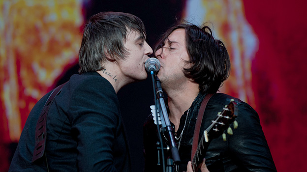 The Libertines on the Main Stage at Leeds