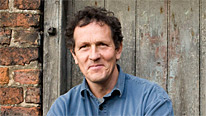 Monty Don presents as three beginners learn the ancient craft of stained glass