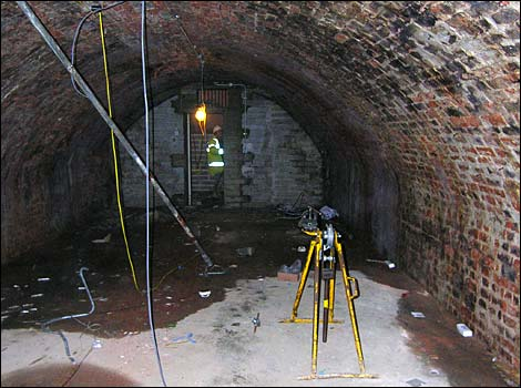 Swindon Old Town Tunnels