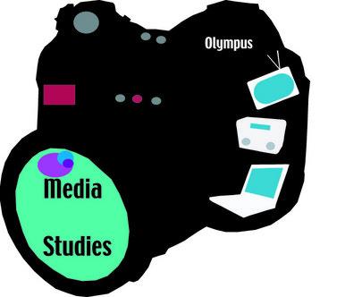 BBC - Blast Art & Design - Media studies logo
