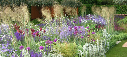 Bbc gardening flower shows chelsea show and small for Garden design tv shows
