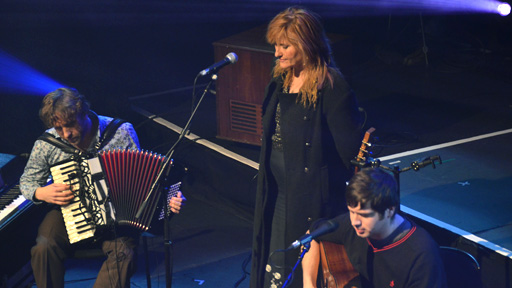 Lau with Eddi Reader