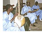 Professional musicians in modern Mali