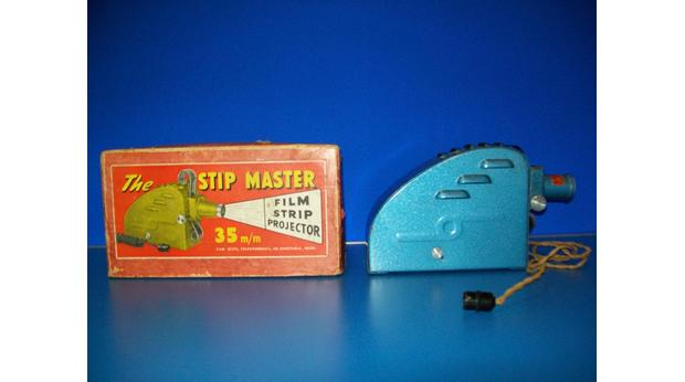 Stip Master 35mm Projector