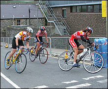 The Womens Cycling Criterium